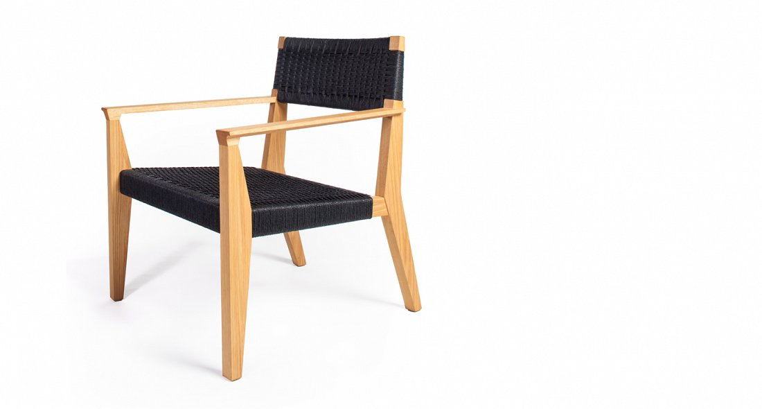 <p>A distinctly Varian take on Danish Modern.  Have one custom made for you today.  </p>